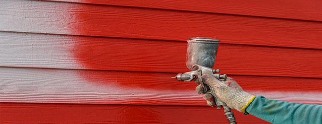 muren schilderen of spuiten